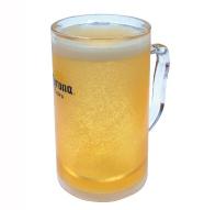 Aqua Liquid Beer Mug