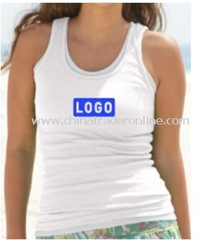 American Apparel Ladies 2x1 Rib Tank