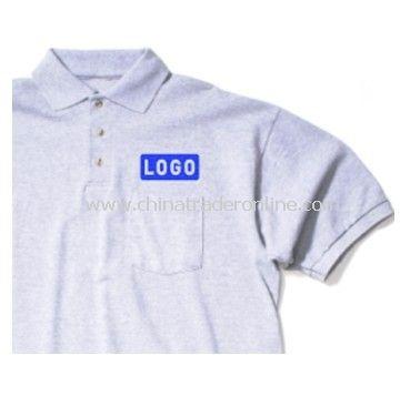 Anvil Cotton Pique Polo With Pocket - Light Colors