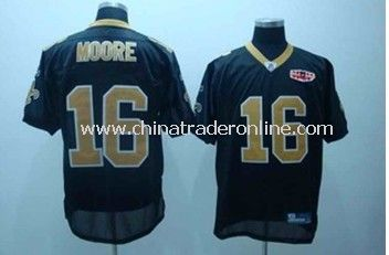 16 Lance Moore black Jerseys