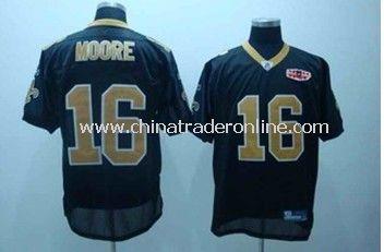 16 Lance Moore black Jerseys