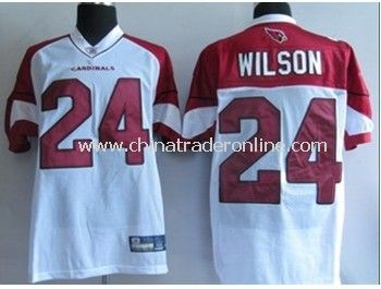 24 Wilson white jerseys
