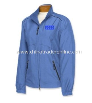 Active Full-Zip Ladies Windshirt from China