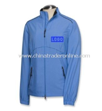 Active Half-Zip Ladies Windshirt