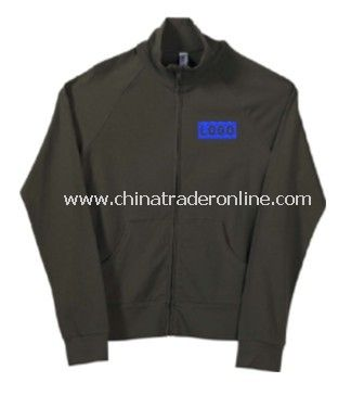 Bella Womens Cotton/Spandex Cadet Jacket Colors