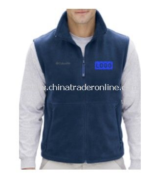 Fleece Vest - Columbia Cathedral Peak