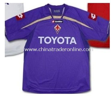 Florence purple soccer jerseys