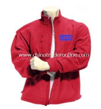 Jacket - Fleece, Page & Tuttle Micofiber Full Zip