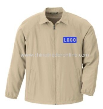 Jacket - Mens Full-zip Lightweight, Vented