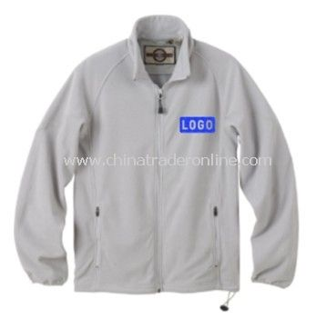 Jacket - Mens Microfleece, Unlined