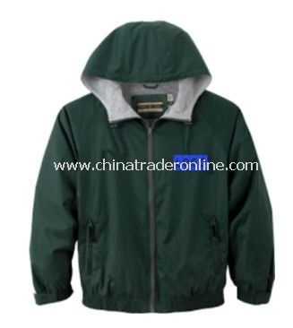 Jacket - Mens Nylon Hooded