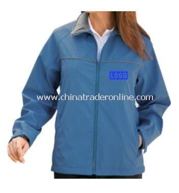 Jacket - Womens Raglan Sleeve Polar Fleece
