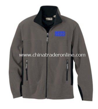 Mens Full-zip Fleece Jacket