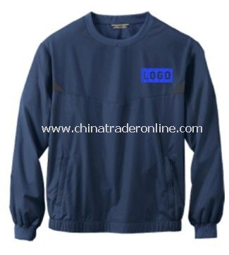 Mens North End Lightweight Crew-neck Windshirt