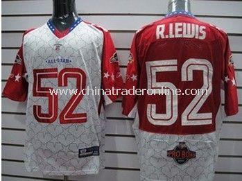 Ravens 52 R lewis jerseys