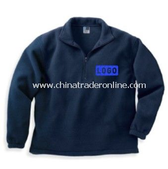 Sweatshirt -1/4 Zip Pullover