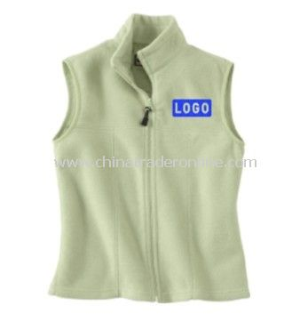 Vest - Ladies North End Fleece from China