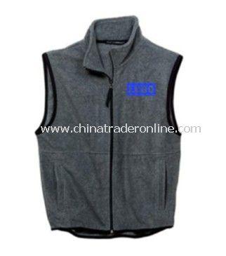 Vest - Port & Company Value Fleece Vest, 100% Spun Polyester