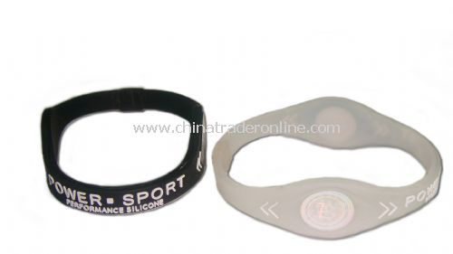 Fashion power sport bracelet