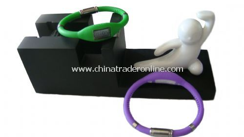 Magnet Silicone sport watch