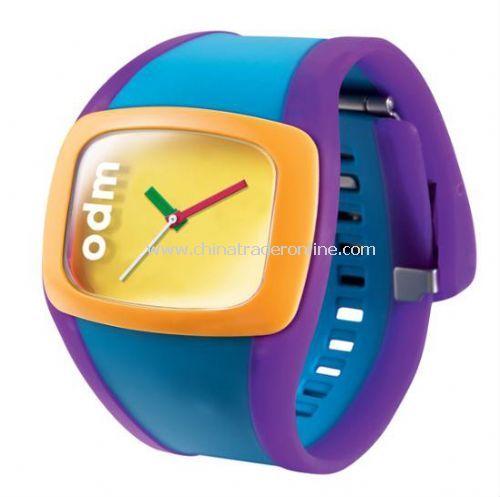 ODM Silicone watch