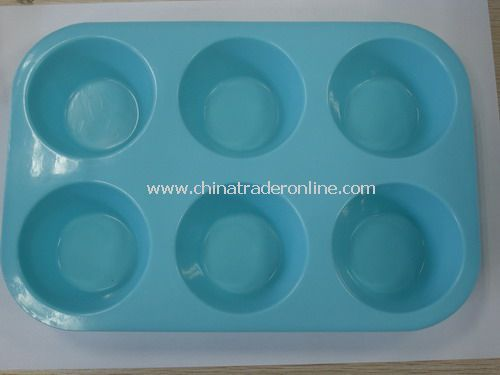 Silicone cake mold from China