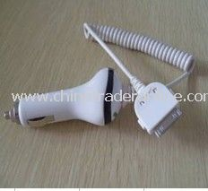 iPad car charger