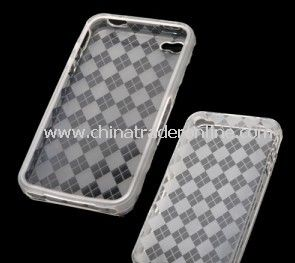 IPHONE 4 4G TPU GEL CLEAR SILICONE SOFT CASE COVER