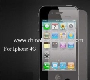 IPhone 4 Clear Guard Screen protector from China