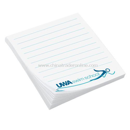 2.75x3-inch  Adhesive Notepad, 25 Sheets