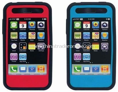 iphone 3g case double color