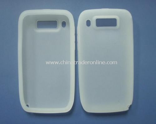 NOKIA E72 silicone cover from China