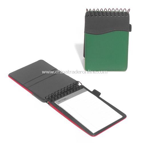 Pad - Spiral Sign Wave Jotter Pad