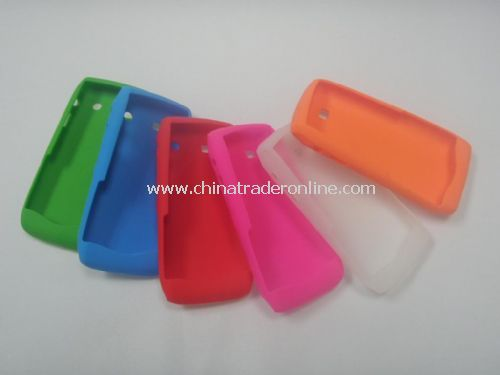 silicone case for blackberry9100