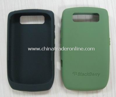 silicone skin case for blackberry 8900