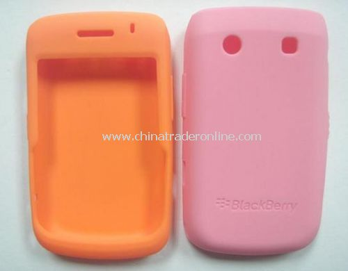 silicone skin case for blackberry 9700/9020