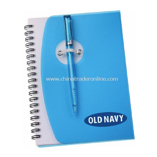 Sun Spiral Notebook from China