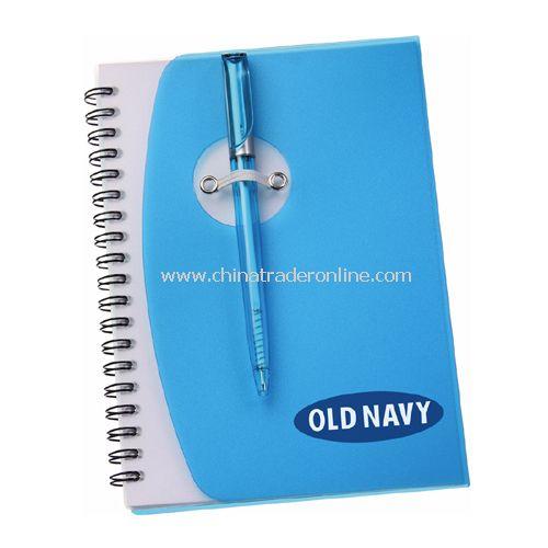 Sun Spiral Notebook