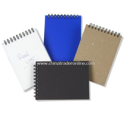 Basic 3.75x5 Jotterpad with Blank Paper