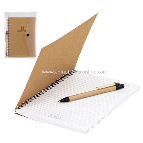 Junior Notebook & Pen