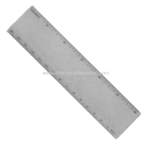 6-inch Recycled Ruler