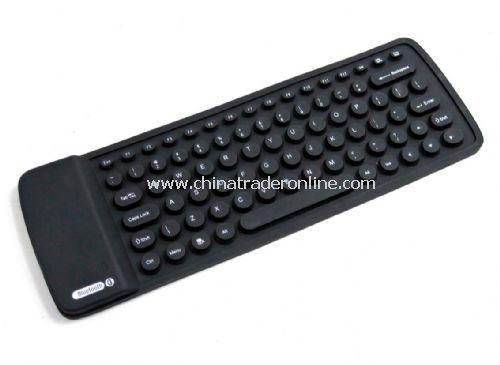81-keys super mini flexible bluetooth keyboard
