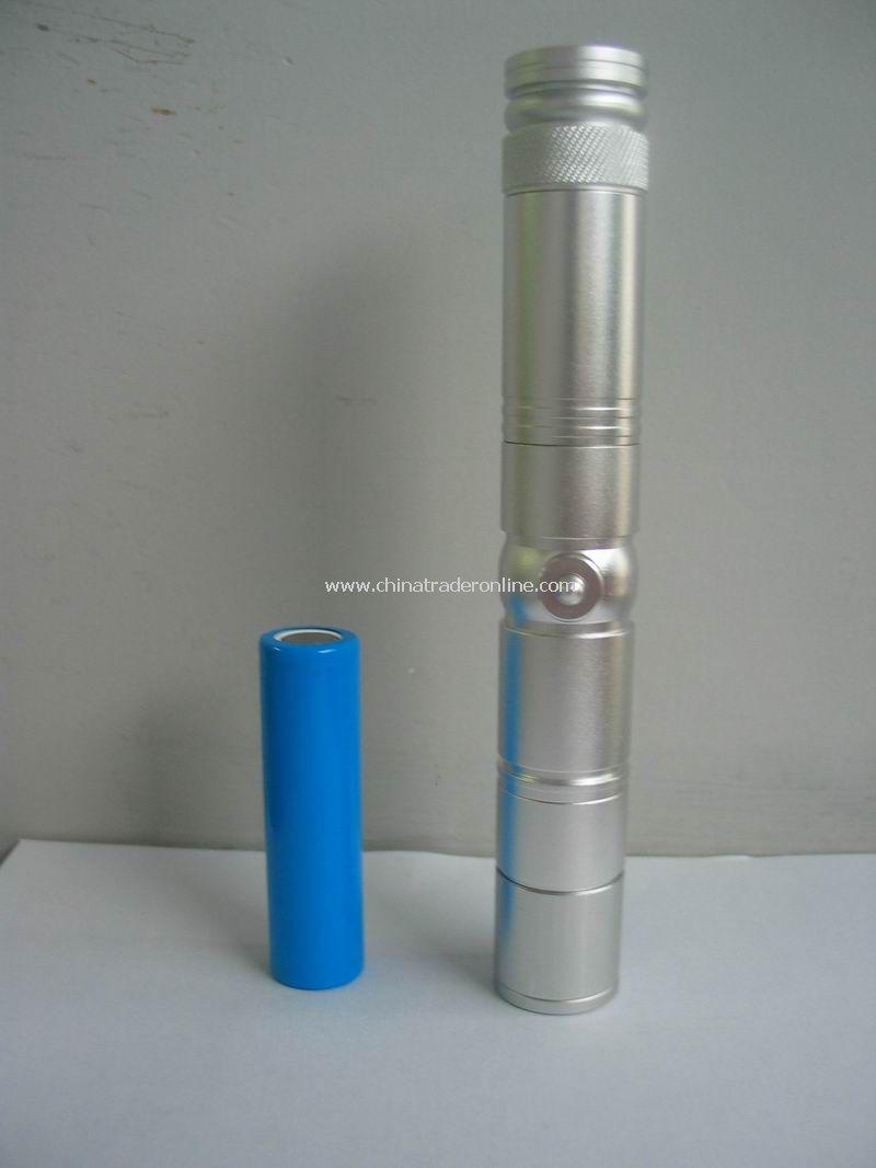 Adjustable Focus Laser