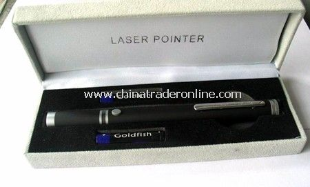 Green Laser with LED Indicator