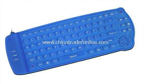 89-key super mini palm flexible keyboard