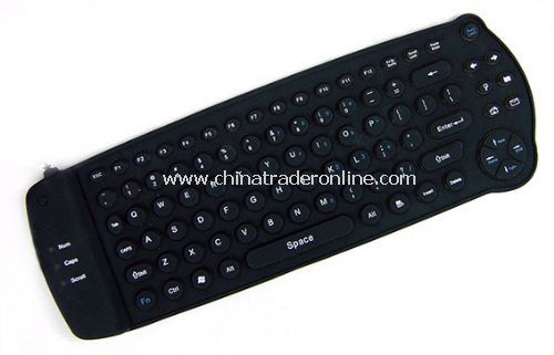 89 Key Super Mini Palm Flexible Keyboard