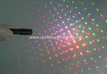 Green+ Red+Blue violet laser pointer