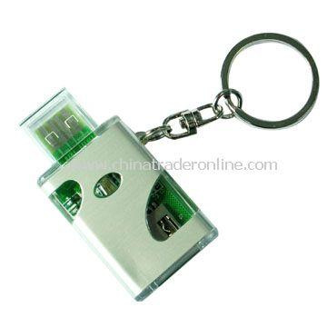 Card Reader Keychain