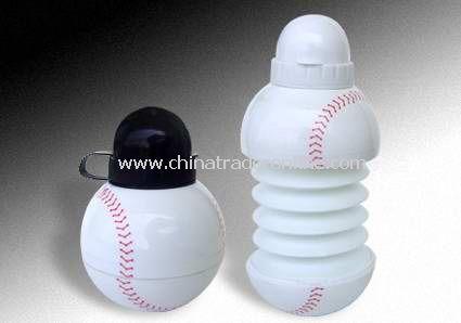 Collapsible Baseball Bottles
