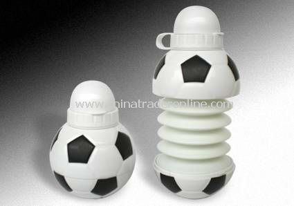Collapsible Soccer Bottles